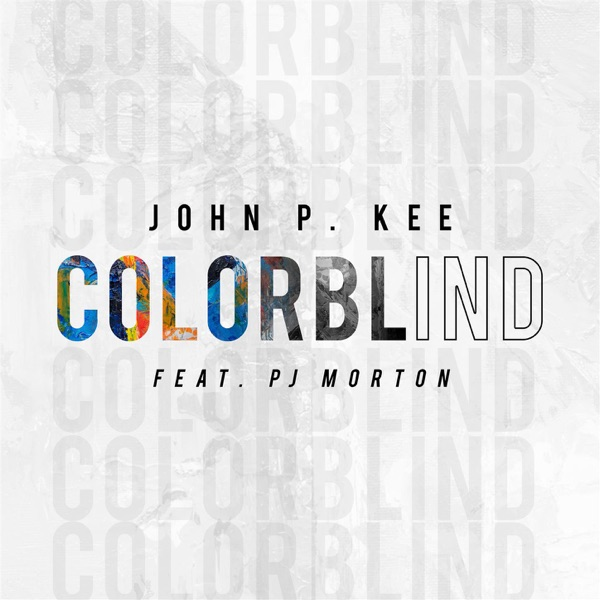 Colorblind (feat. PJ Morton) - Single