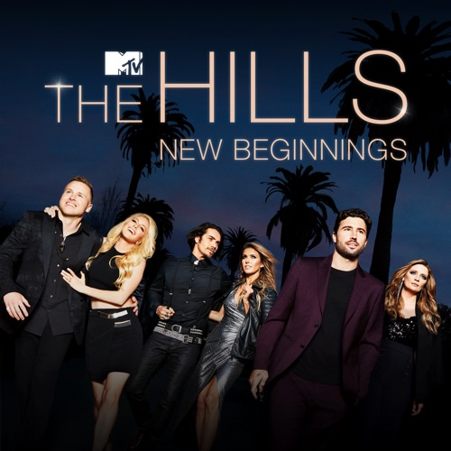The Hills: New Beginnings, Season 1 poster