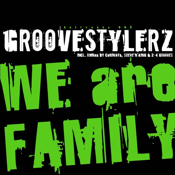 We Are Family - EP