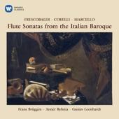 Frans Brüggen - Veracini: Recorder Sonata to the Elector of Saxony No. 6 in A Minor: I. Largo II. Allegro, Allegro, Allegro