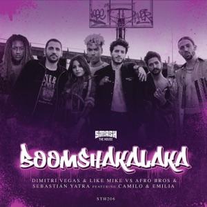 Boomshakalaka (feat. Camilo & Emilia) - Single
