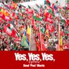 Dewi Morris - Yes, Yes, Yes  (Cymru) artwork