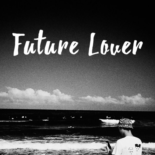 Look Purple Stars – FutureLover – Single