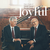 Joyful: Piano Duets of Gérald Caussé and Nicolas Giusti