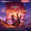The Throne of Fire: Kane Chronicles, Book 2 (Unabridged) iphone and android app
