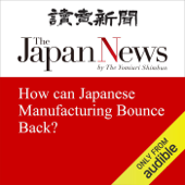 How can Japanese Manufacturing Bounce Back?