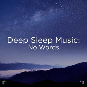 """Binaural Beats Sleep & Deep Sleep Music Collective - !!"""" Deep Sleep Music: No Words """"!!"""