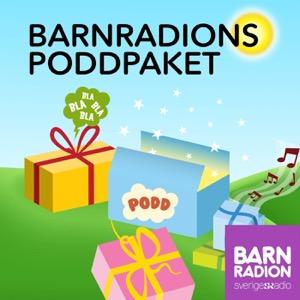 Barnradions poddpaket 3-8 år