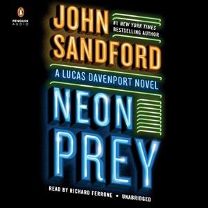 Neon Prey (Unabridged) - John Sandford audiobook, mp3