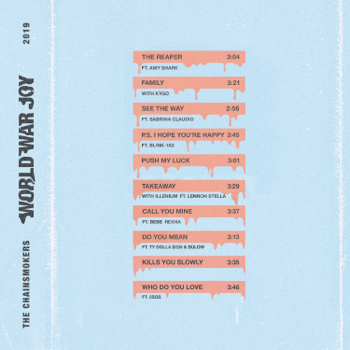 The Chainsmokers & Kygo Family with Kygo The Chainsmokers Kygo album songs, reviews, credits