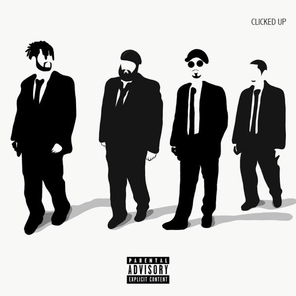 Cliqued Up (feat. Crypt, Duane Jackson & Chvse) - Single