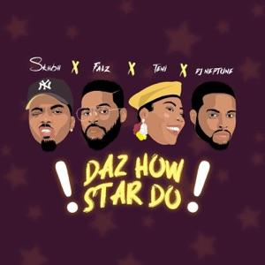 Skiibii - Daz How Star Do feat. Falz, Teni & DJ Neptune