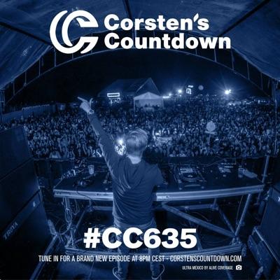Corsten's Countdown 635 - Ferry Corsten