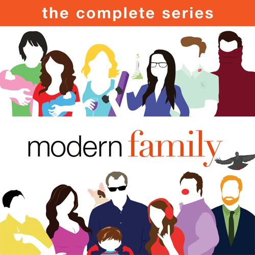 Modern Family, The Complete Series movie poster