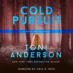 Cold Pursuit: FBI Romantic Suspense - Toni Anderson audiobook, mp3
