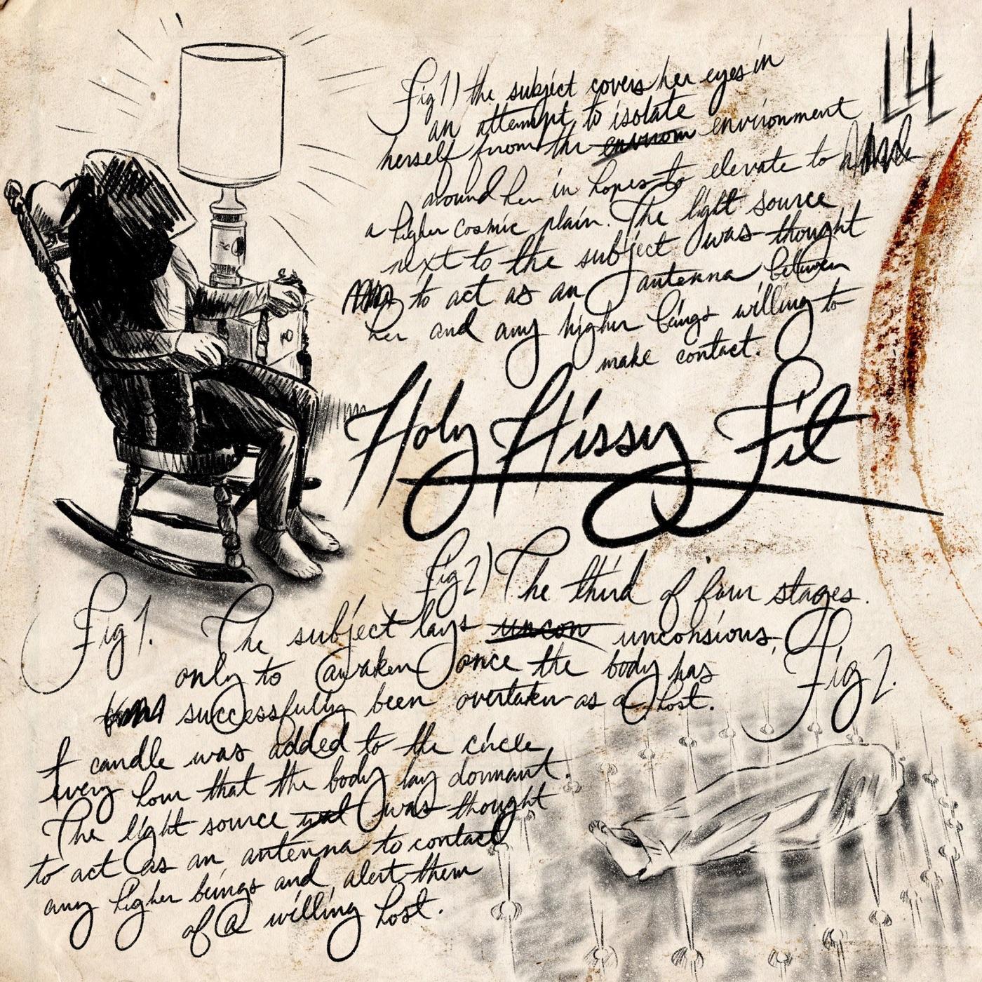 Louisiana Lot Lizards - Holy Hissy Fit [Single] (2019)