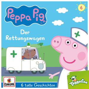 Peppa Pig Hörspiele - Folge 6: Der Rettungswagen (und 5 weitere Geschichten)