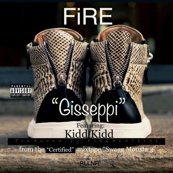 Gisseppi (feat. Kidd Kidd) - Single