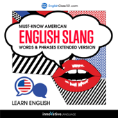 Learn English: Must-Know American English Slang Words & Phrases (Extended Version)