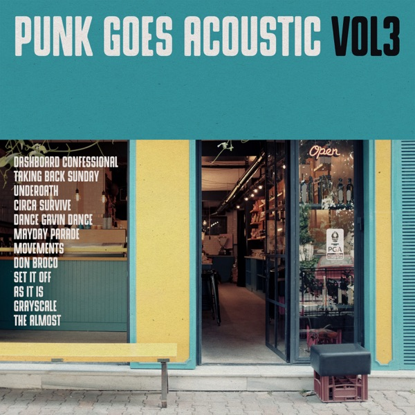 Various Artists - Punk Goes Acoustic, Vol. 3 album wiki, reviews