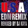 U.S.A. (EDM Remix) [Remixed by DJ KAYA] - Single ジャケット写真