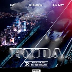 3ly - Ryda feat. Shoneyin & Lil Tjay