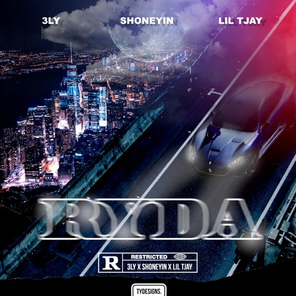 Ryda (feat. Shoneyin & Lil Tjay) - Single
