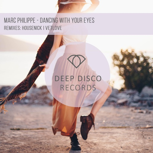 Marc Philippe - Dancing With Your Eyes Image