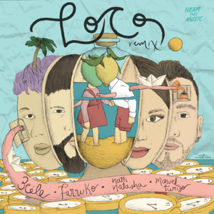 Beéle, Natti Natasha & Manuel Turizo - Loco feat. Farruko [Remix]