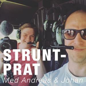 Struntprat med Andreas & Johan