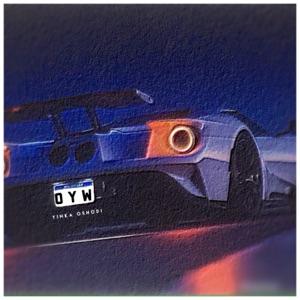 Yinka Oshodi - ON YOUR WAY (O Y W)