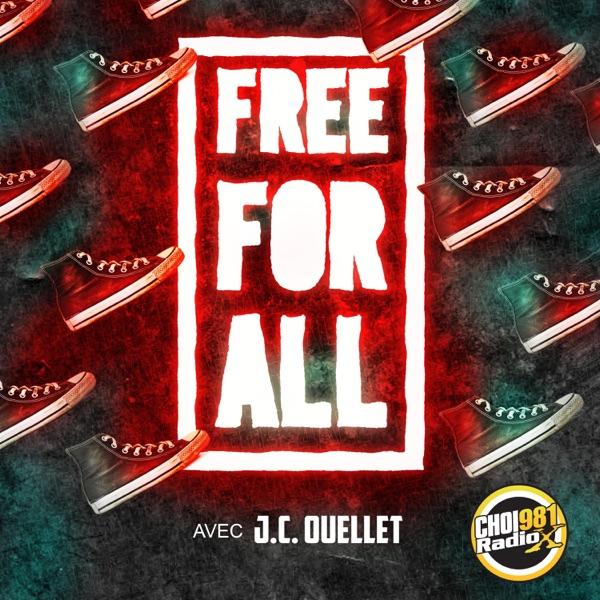 Le Free for All de Radio X