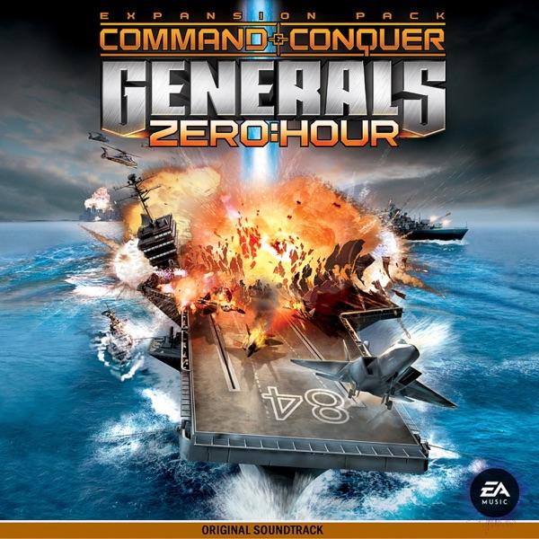 Command & Conquer: Generals: Zero Hour (Original Soundtrack) - EP