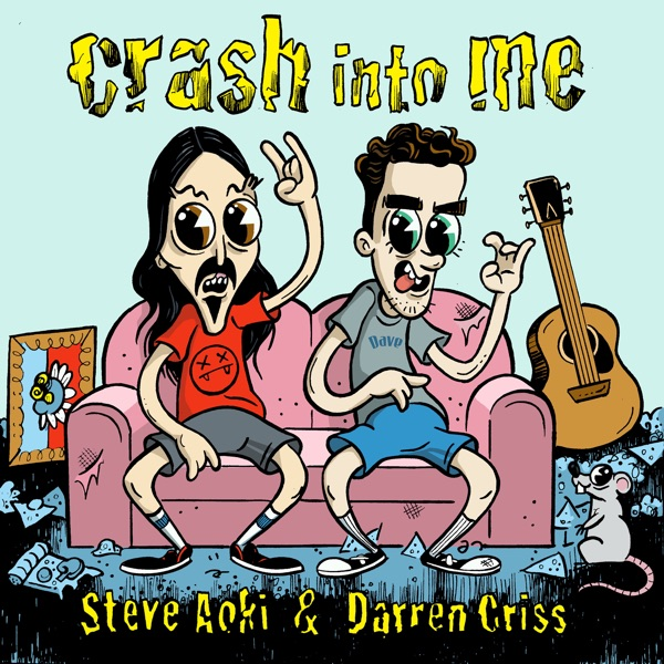 Crash into Me - Steve Aoki & Darren Criss song cover