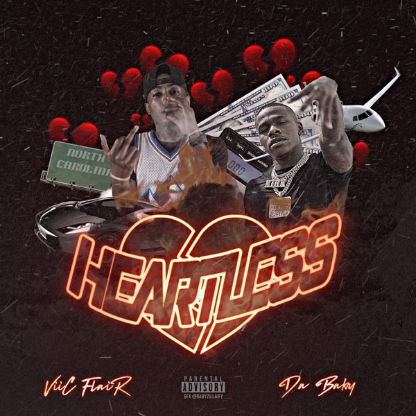 Heartless (feat. DaBaby) - Single
