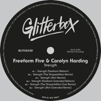 Freeform Five & Carolyn Harding - Strength (The Shapeshifters Club Remix) artwork