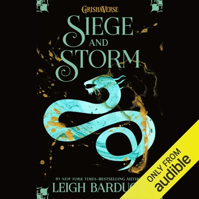 Siege and Storm (Unabridged)