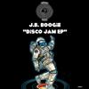 J.B Boogie - Crazy Face portada