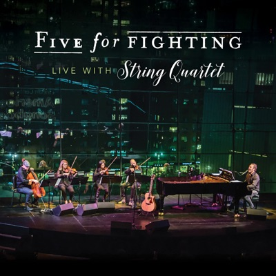 Superman / Two Lights (Live with String Quartet) - Single - Five For Fighting