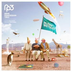 Rémi Panossian Trio - In Odd We Trust feat. Maxime Delporte & Frédéric Petitprez