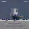 Masato Suzuki & Bach Collegium Japan - Bach: Concertos for Harpsichord & Strings, Vol. 1  artwork