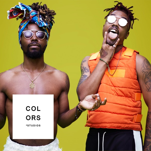EARTHGANG - UP (A COLORS SHOW)