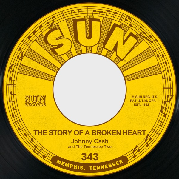 The Story of a Broken Heart / Down the Street to 301 - Single