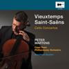 Vieuxtemps, Saint-Saëns & Fauré: Cello Works - Peter Martens, Cape Town Philharmonic Orchestra & Bernhard Gueller