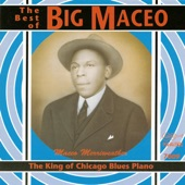 Big Maceo - Anytime For You