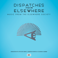 Atticus Ross, Leopold Ross & Claudia Sarne - Dispatches from Elsewhere (Music from The Elsewhere Society) artwork