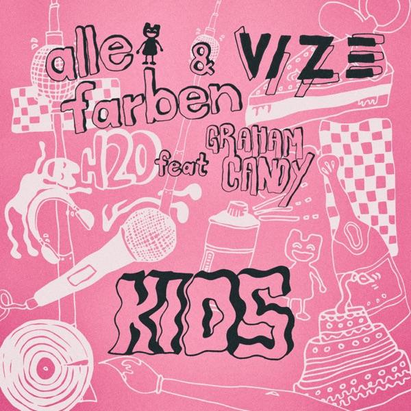 Alle Farben, Vize & Graham Candy mit KIDS