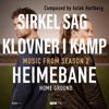 Sirkel Sag & Klovner I Kamp - Heimebane artwork