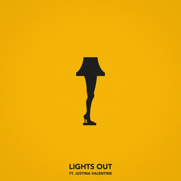 Lights Out (feat. Justina Valentine) - Single