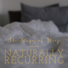 Naturally Recurring - Stage Three artwork